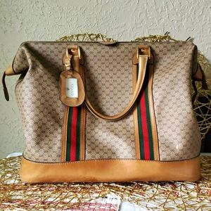 Authentic Gucci Weekend Bag